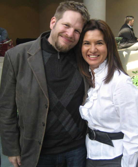 Chris Brogan and I_Nov2009